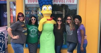 universal hollywood marge simpson