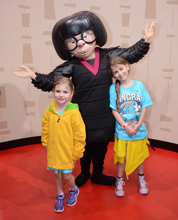 Edna Mode Meet and Greet WDW