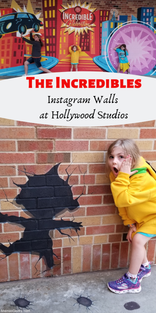 New The Incredibles Instagram Walls At Hollywood Studios Disney World