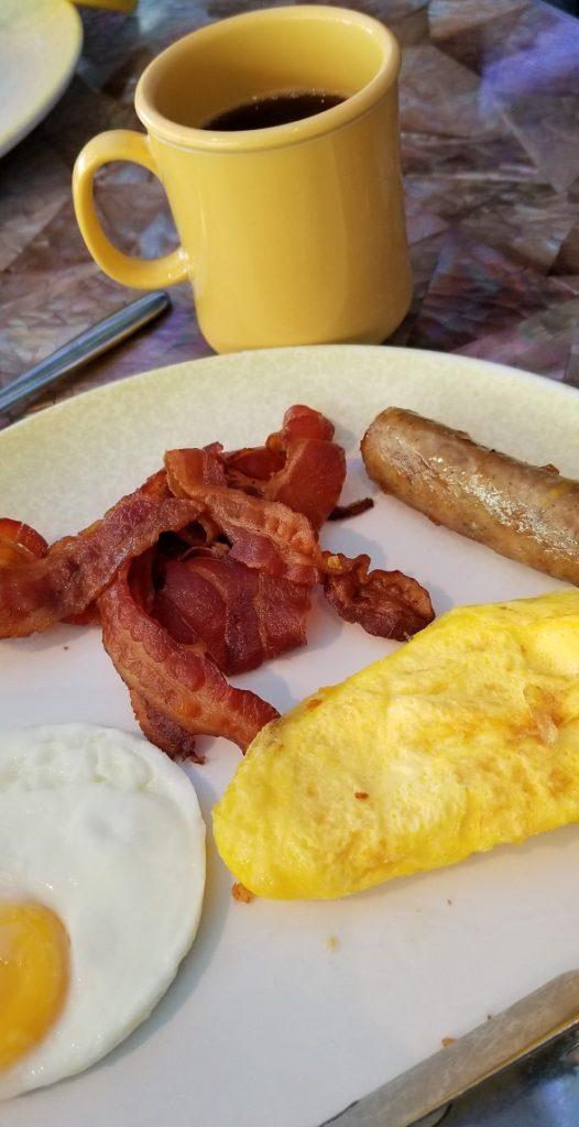disney cruise keto breakfast