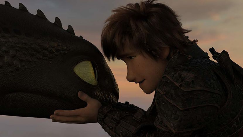 how to train your dragon 3 hiccup and toothless