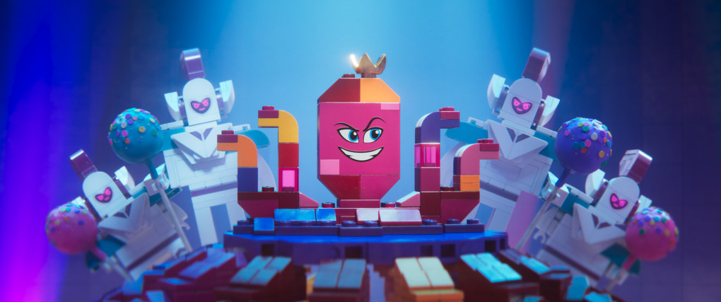 lego movie 2 Queen Whatevra Wa'Nabi