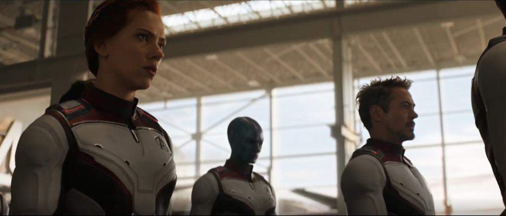 Avengers 4 Tony Stark is Back