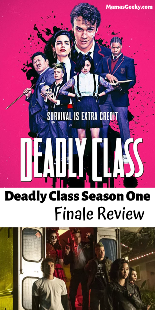 Deadly Class Season One Review