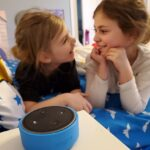 Celebrate National Reading Month with an Amazon Echo Dot Kids Edition!
