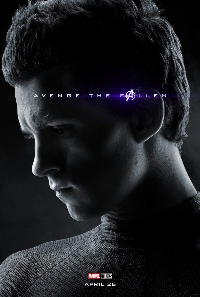 Endgame Poster Spider-Man