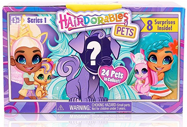Hairdorables Pets