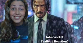 John Wick 3 Trailer Reaction
