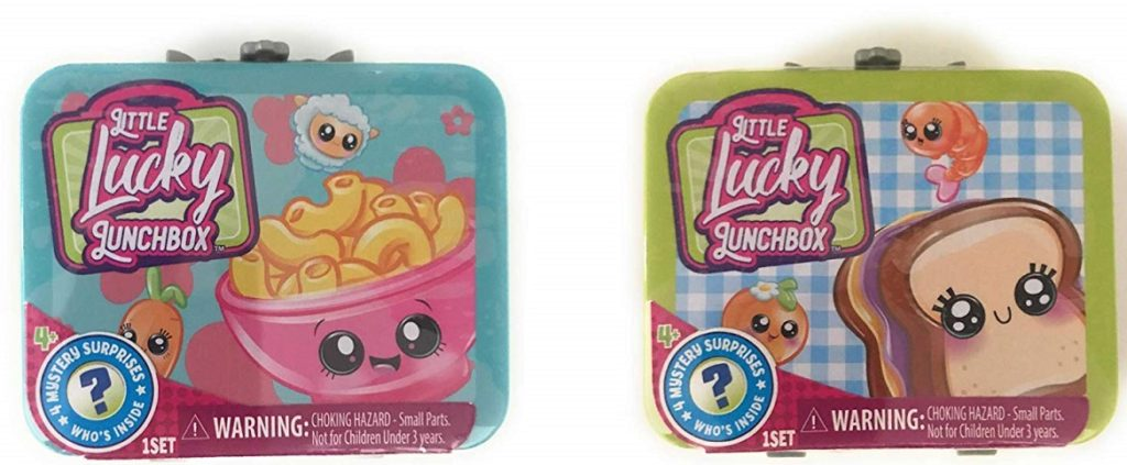 Little Lucky Lunchbox