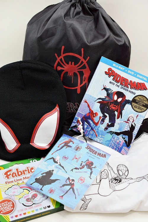 Spider-Verse Prize Pack