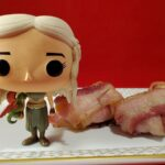 Game of Thrones Dragon Eggs: Bacon Wrapped Cream Cheese Filled Peppers