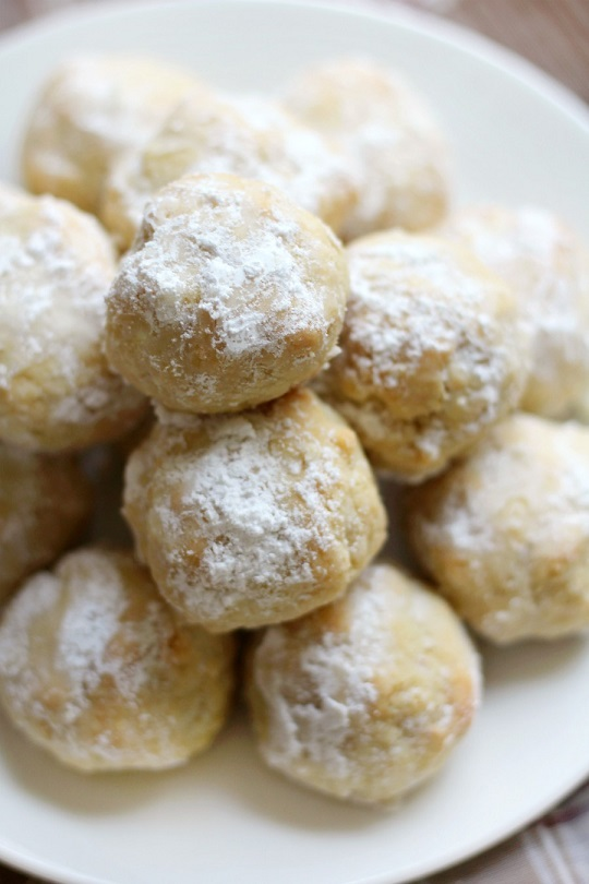 keto italian wedding cookies
