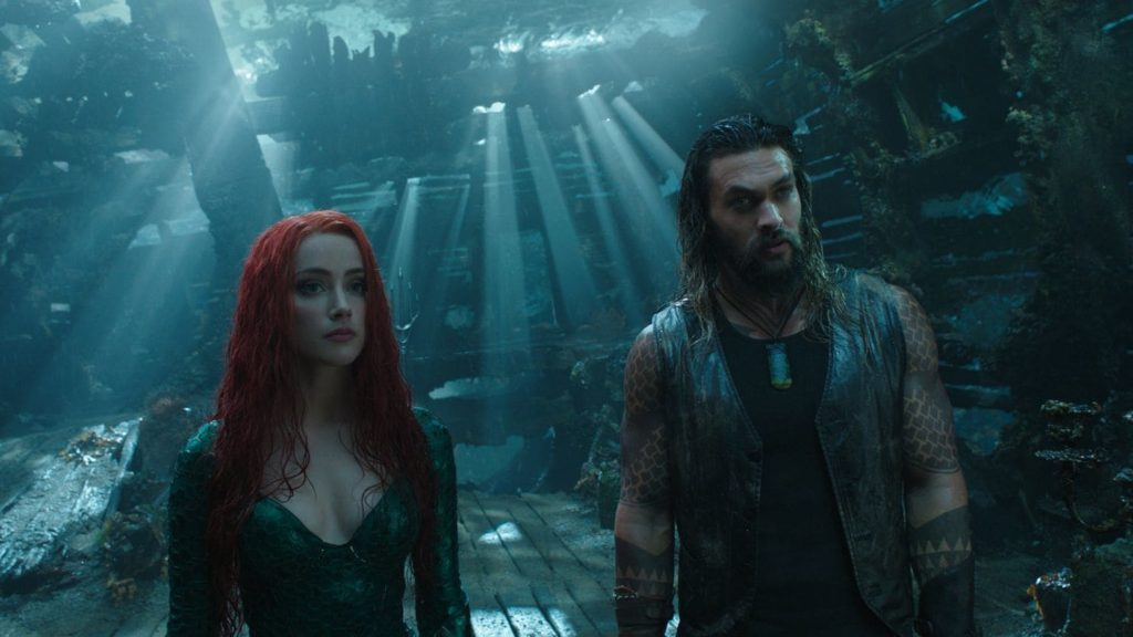 mera and arthur aquaman