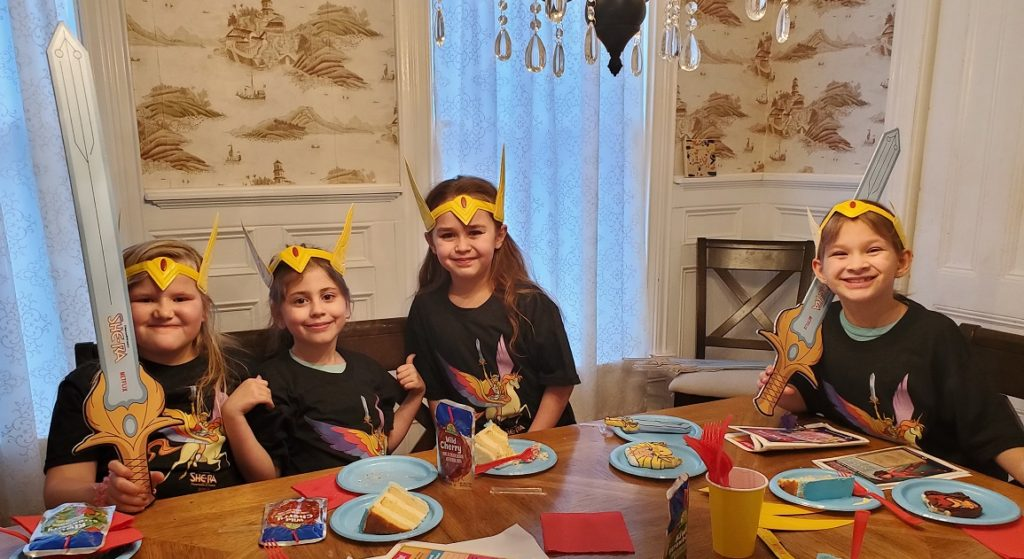 she-ra party group