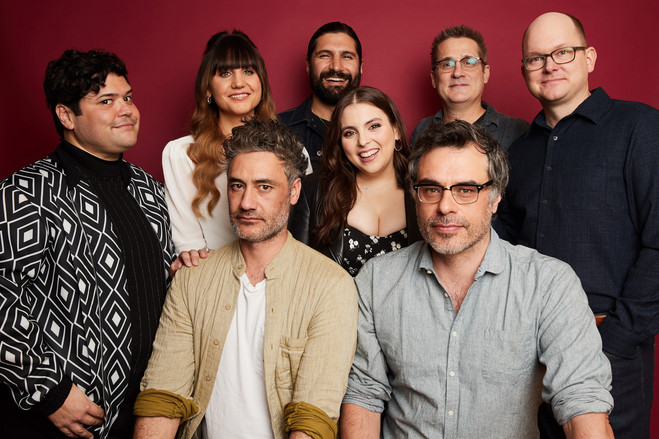 what we do in the shadows cast with taika