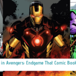 10 References in Avengers: Endgame That Comic Book Fans Will LOVE