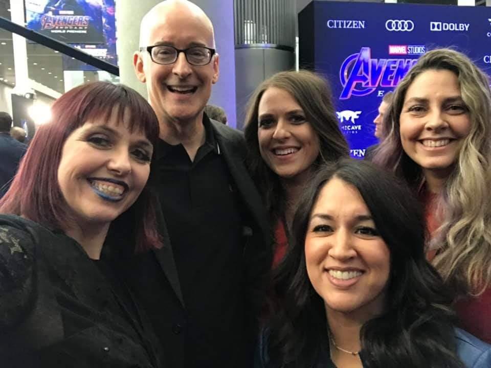 Avengers Endgame Premiere Peyton Reed
