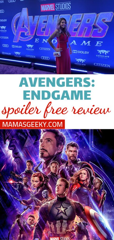 Avengers Endgame Spoiler Free Review