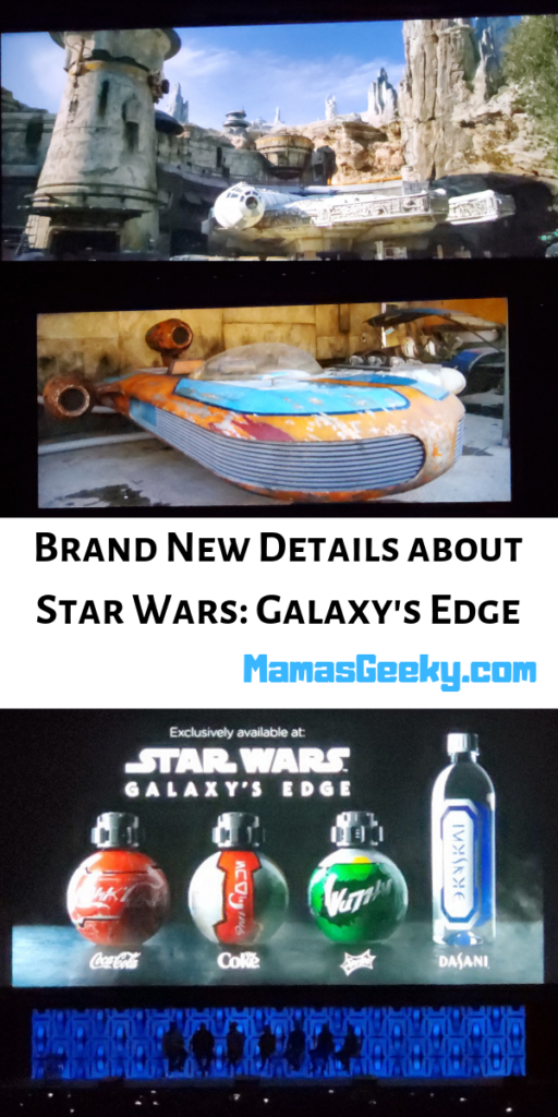 Brand New Details about Star Wars_ Galaxy's Edge