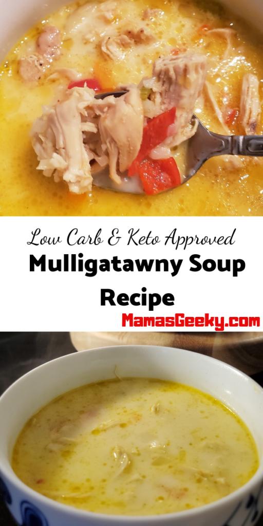 keto Mulligatawny Soup Recipe