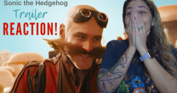 Sonic the Hedgehog Trailer Reaction
