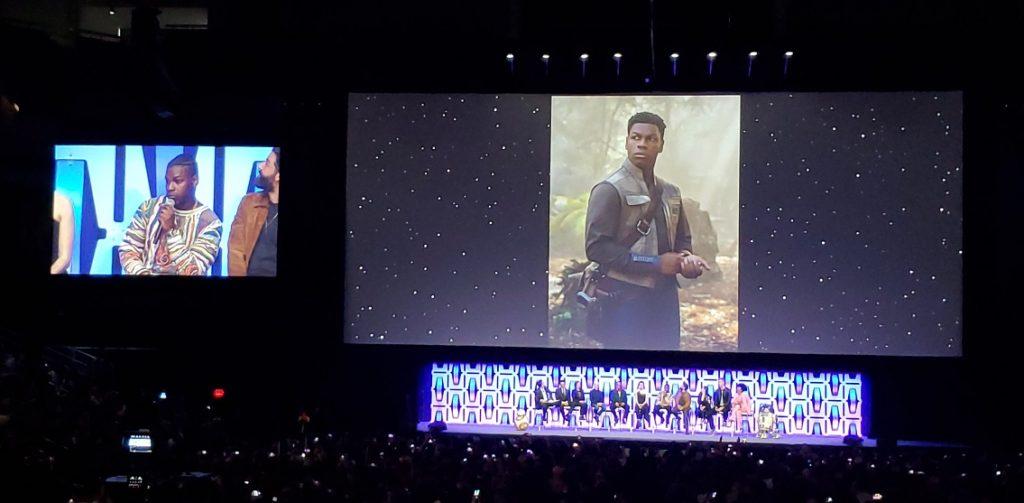 Star Wars Celebration John Boyega