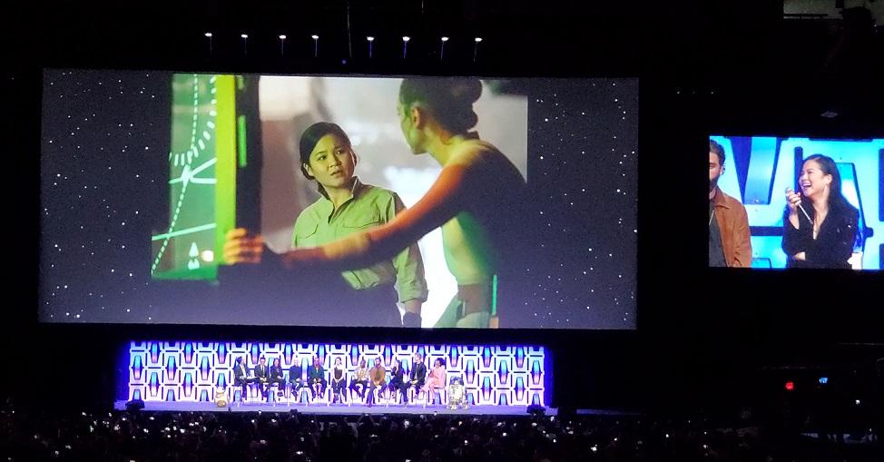 Star Wars Celebration Kelly Marie Tran