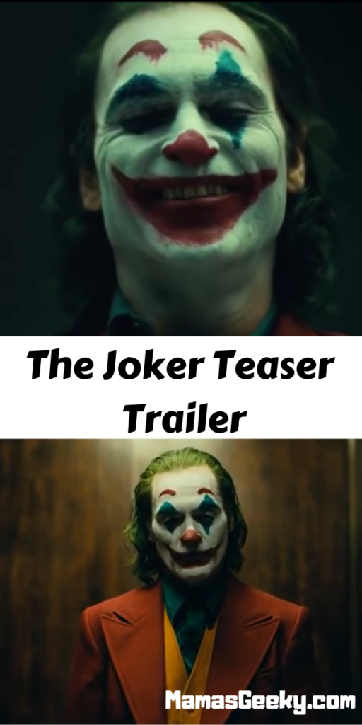 The Joker Teaser Trailer