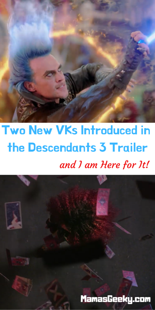 Two New VKs Introduced in the Descendants 3 Trailer