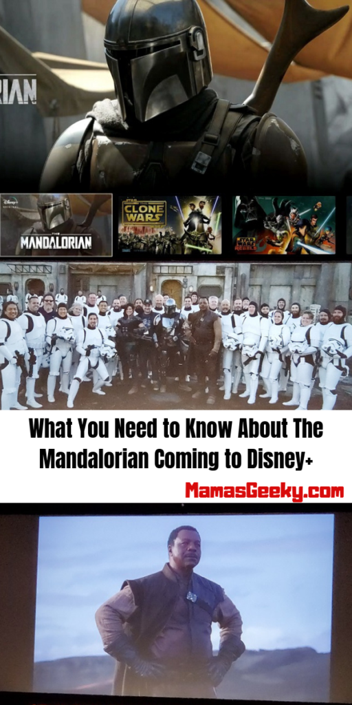 What You Need to Know About The Mandalorian: The FIRST #StarWars Live Action TV is Coming to Disney+! #TheMandalorian #StarWarsCelebrati