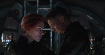 avengers endgame black widow and ronin