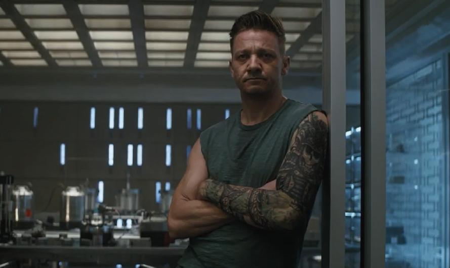 avengers endgame ronin tattoo