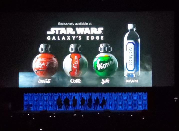 galaxys edge coca cola