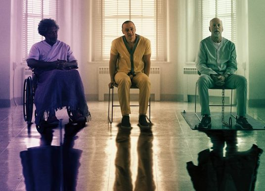 Glass Perfectly Combines the Worlds of Unbreakable & Split to Create an Action Packed Movie