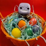 Super Easy DIY Infinity Stone Easter Eggs
