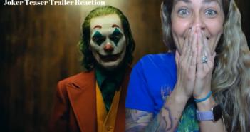 joker trailer reaction
