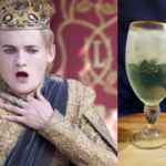 King Joffrey the Ursurper's Poison Sipper Cocktail (Keto Approved!)