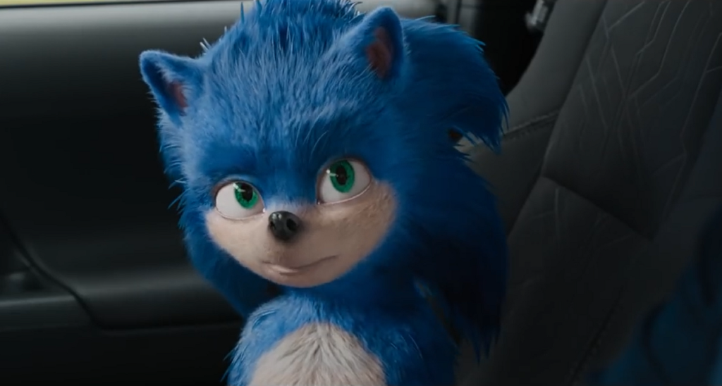 sonic the hedgehog 2019 movie
