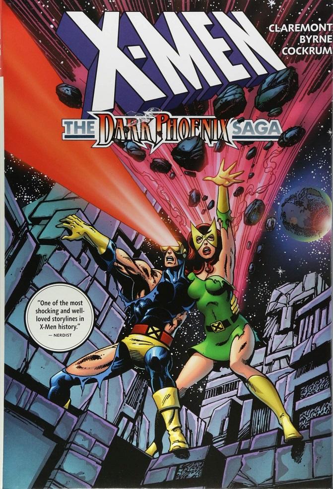xmen the dark phoenix saga
