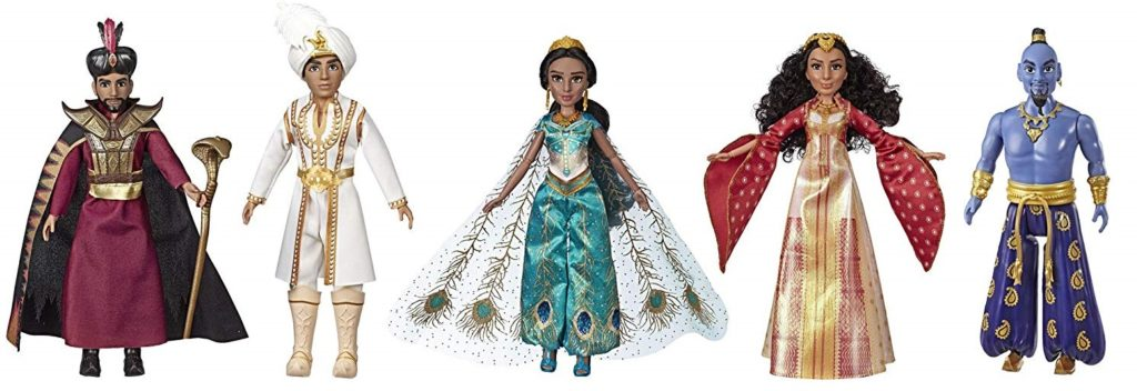 Agrabah Collection Aladdin Dolls