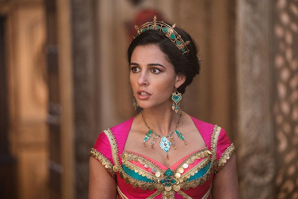 Jasmine Naomi Scott Aladdin