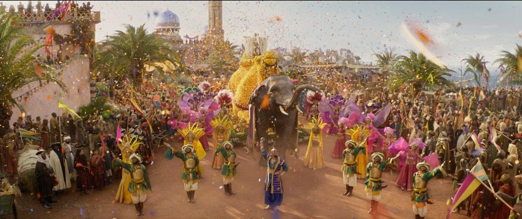 Prince Ali Parade Aladdin