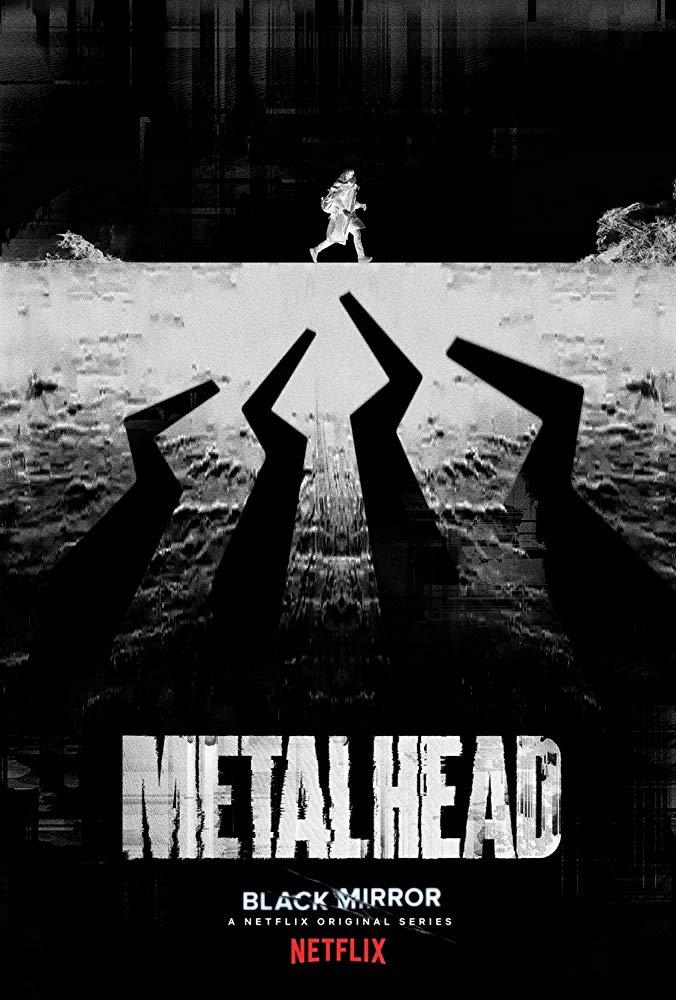 Black Mirror Metalhead
