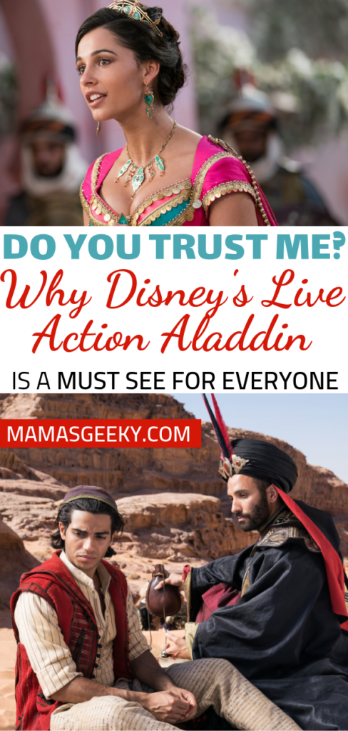 Disney's live action Aladdin review