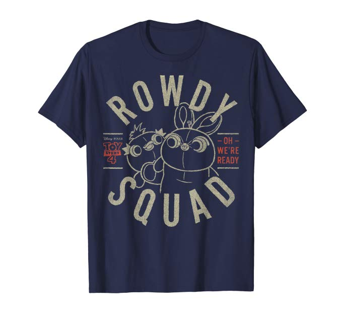 Ducky and Bunny Rowdy Crowd Tee