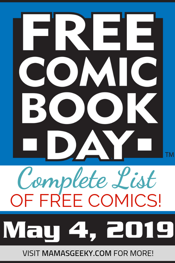 Free comic book day 2019 comics