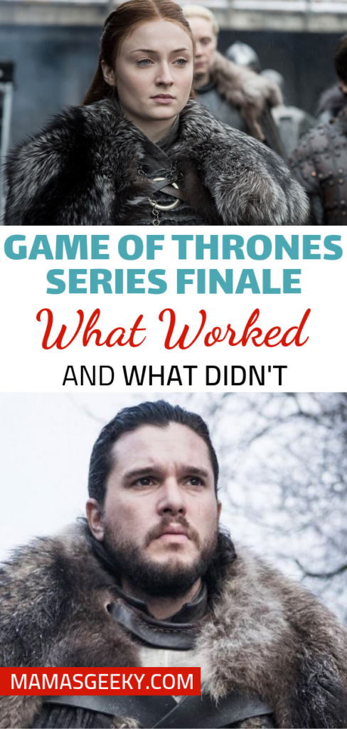 Game of Thrones Finale Review
