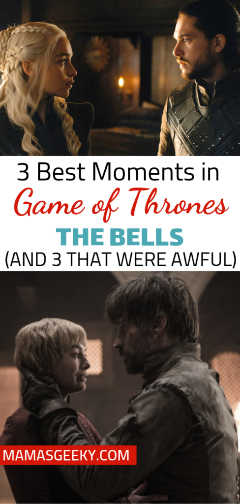 Game of Thrones The Bells Best and Worst Moments
