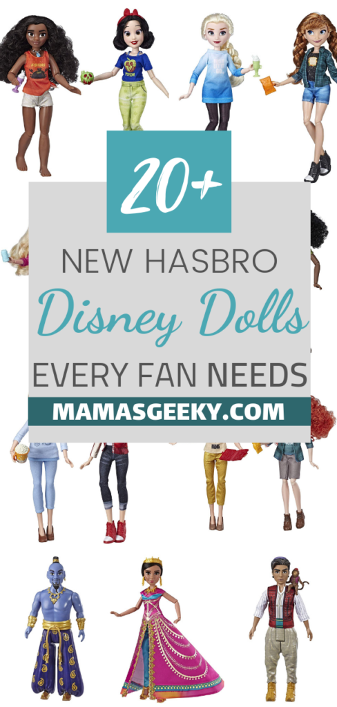 Hasbro Disney Dolls