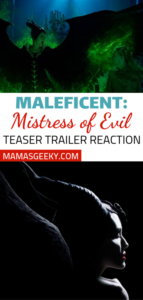 Maleficent Mistress of Evil Trailer Reaction